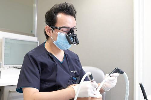 MTA歯髄保存療法